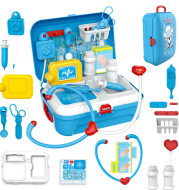 17PCS Children Pretend Play Doctor Toy Set