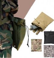 Sports Sundries Storage Bag Clip Waist Hanging Bag