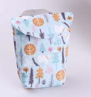 Mummy Bag Multifunctional Diaper Storage Bag