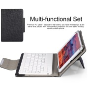 Flat Bluetooth Keyboard Holster Protective Cover