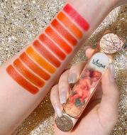 Non-stick Three-color Lipstick Color Changing Lipstick