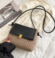 Fashion Simple Casual Messenger Small Square Bag