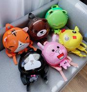 New Cartoon Cute Eggshell Bag Children's School Bag Animal