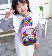 Children's Bag Fashion girl One-Shoulder Messenger Bag Kindergarten Baby School Bag