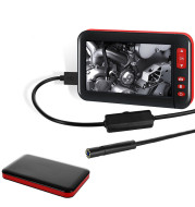Mobile Phone Wifi Endoscope HD Camera Industrial Pipeline Car Detector