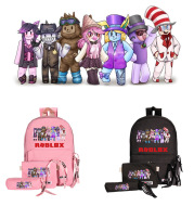 Game ROBLOX Peripheral Backpack Three-Piece Set