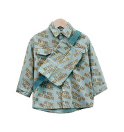 Fashionable Western Style Casual Spring Coat Baby Boy