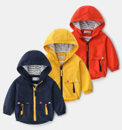 Assault Boy Baby Foreign Style Children's New Clothes Spring And Autumn