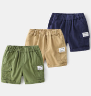 Small And Medium-Sized Children Wear Shorts, Baby Five-Point Pants, Summer Tide Pants