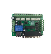 5 Axis CNC Breakout Board Interface Mach3 CNC Router Kit