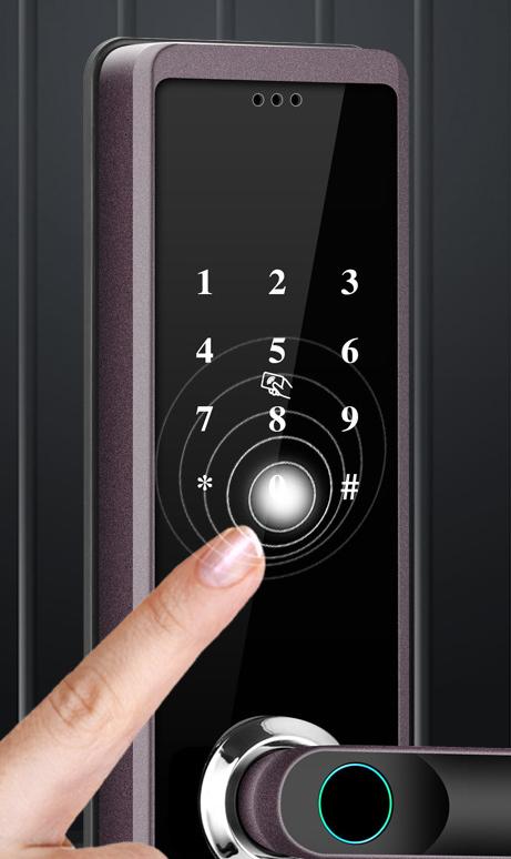 Fingerprint Lock Household Anti-theft