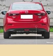 Mazda 3 Angkesaila Rear Bumper Trailer Cover