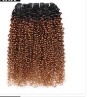 Real Human Hair Wig European And American Hair Weave