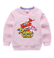 Two-Piece Casual Sweater Trousers For Boys And Girls