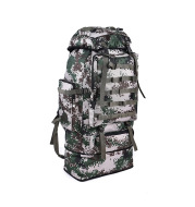 Large-Capacity Outdoor Camping Men's And Women's Shoulder Mountaineering Backpack