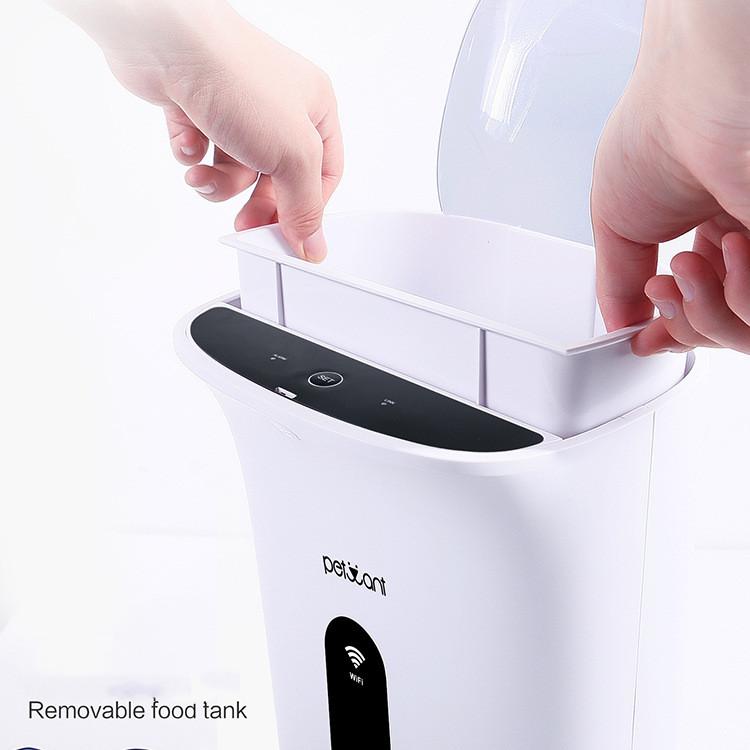 Automatic Cat & Dog Feeding Dispenser - Smart Pet Feeder   PETZARUS