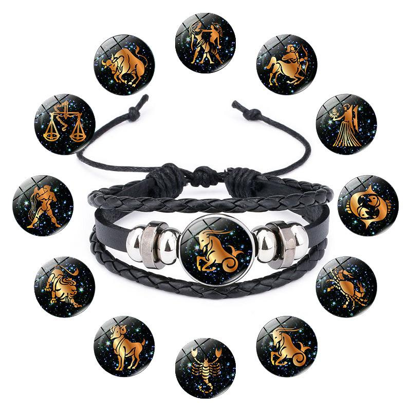 Zodiac Bracelets Signum Gentcreate A: Gemini Zodiac bracelet  B: Zodiac Bracelets Pisces  C: Aries Zodiac Bracelet  D: Zodiac Sign Bracelet Taurus  E: Zodiac Bracelets Aquarius  F: Cancer Zodiac Bracelet  G: Leo Zodiac Charm Bracelet  H: Zodiac Bracelets Virgo  I: Scorpio Zodiac Bracelet  J: Libra zodiac bracelet  K: Sagittarius Bracelet  L: Zodiac sign bracelet Capricorn