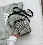Personalized Rhinestone Shiny All-Match Messenger Bag