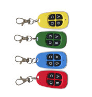 New Super Pair Of Color Four Key Wireless Remote Control