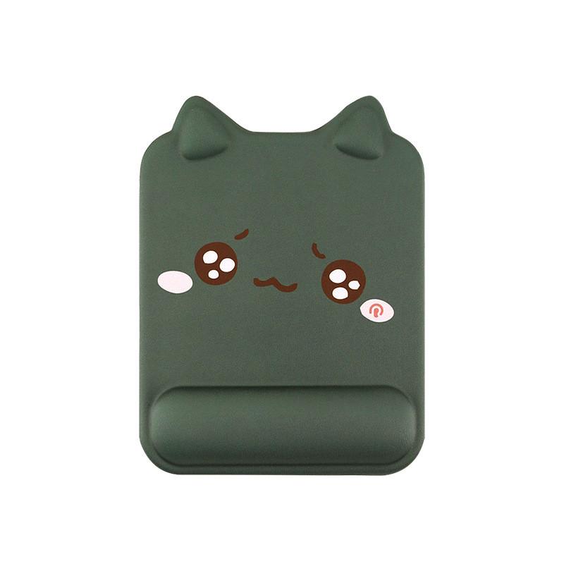 Support de souris tête chat