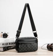 Sports And Leisure Men's Diagonal Bag Shoulder Bag Chest Bag Waist Bag Small Backpack