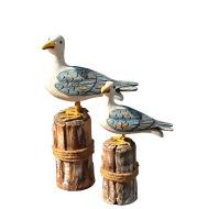 New Product Handicraft Decoration Wooden Home Decoration Set