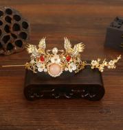 Antique Hanfu Cheongsam Accessories Unisex Hairpin
