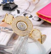 Women's Diamond Bracelet Gold High-End