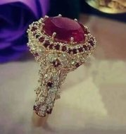 Hot Selling Jewelry European And American Style Diamond Ladies Ring