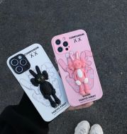 Cartoon Bunny Girl Shatter-Resistant Mobile Phone Case