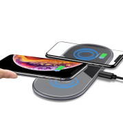 Desktop two-in-one wireless charger