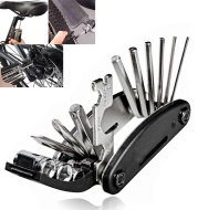 Mountain Cycle Portable Socket Multipurpose Wrench Bicycle Multi Tool Screwdriver