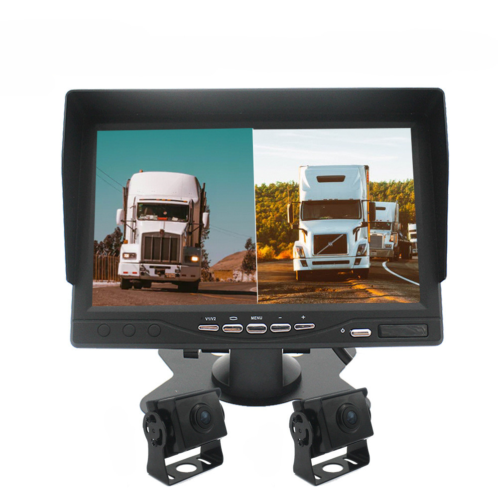 Front And Rear Dual Recorder