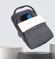 Infant Canopy Style Bunting Bag Car Seats and Strollers