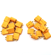 Aircraft Model Electric Regulation 90 Connector 150 Aviation Adapter Male And Female Battery Plug