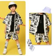 Fashion All-Match Boy Model Catwalk Suit