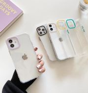 Simple And Fresh Lens Frame Mobile Phone Case