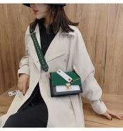 Frosted Shoulder Bag Korean Chain Trendy Messenger Bag Simple Small Square Bag