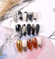 Nail Art Photo Background Props Marble Background Paper Shooting Background Paper Work Display Board