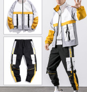 Korean Student Ins New Men's Japanese Style Jacket
