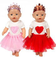 Butterfly Shell Simulation Doll Clothes 18 Inch American Girl Doll Clothes American Girl Birthday Princess Dress