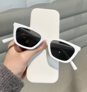 Fashion Small Face Retro Sunglasses