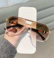 Irregular Men's Driving UV Sunglasses