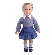 New 18 Inch American Girl Doll Accessories Harry Potter Magic Suit Dress Up Clothes