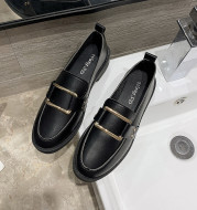 British Style Small Leather Shoes