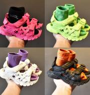 Children's Sports Sandals, Girls' Explosive Soft-Soled Children's Beach Shoes