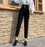 Women's Tooling Suit Casual Pants