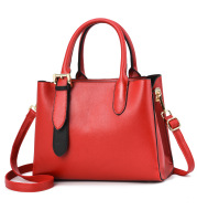 Ladies Bags 2021 Fashion New Large-capacity Urban Simple Handbag Pure Color Shoulder Bag Manufacturers