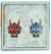 Original Design Dragon Enamel Metal Badge Creative Jewelry Brooch