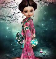 2019 New Style Usa Popular Diamond Embroidery Full Cartoon Girl 5D
